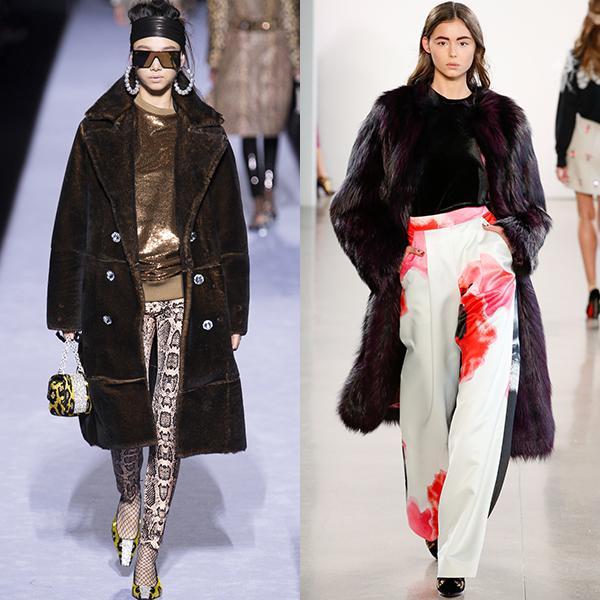 Мода осень и зима 2018 2019 тренды