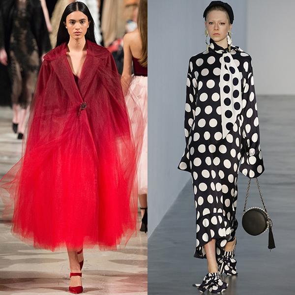 Модная женская одежда Осень зима 2018 2019