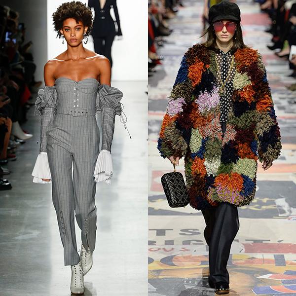 Мода в одежде осень зима 2018 2019